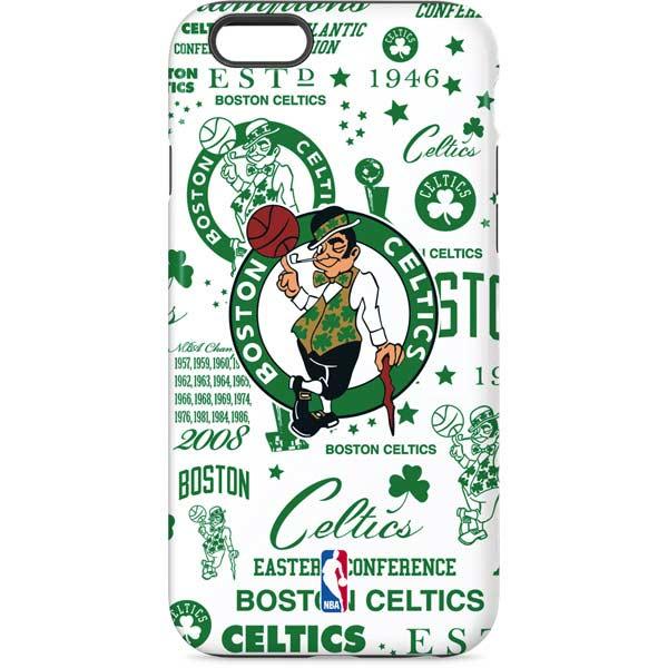 Boston Celtics iPhone Cases