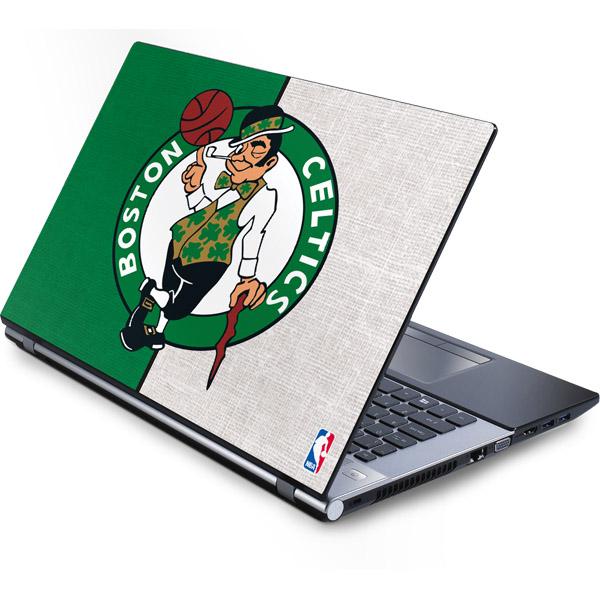 Boston Celtics Laptop Skins