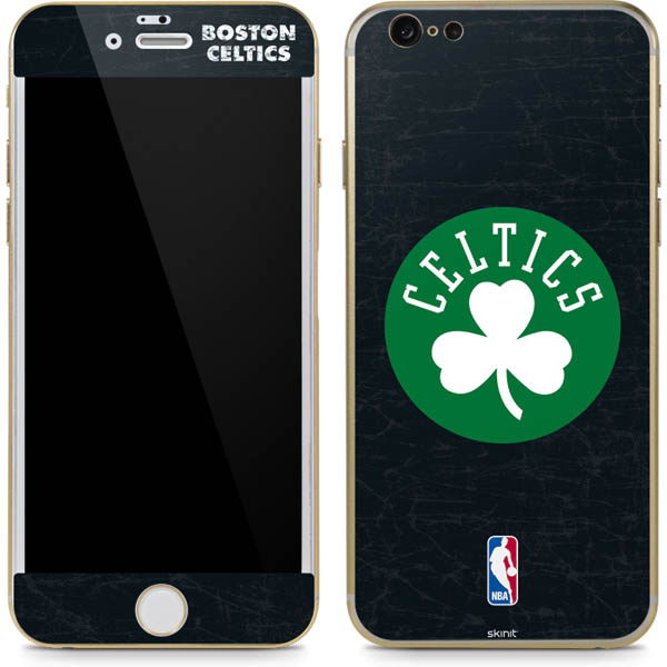 Boston Celtics Phone Skins