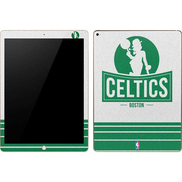 Boston Celtics Tablet Skins