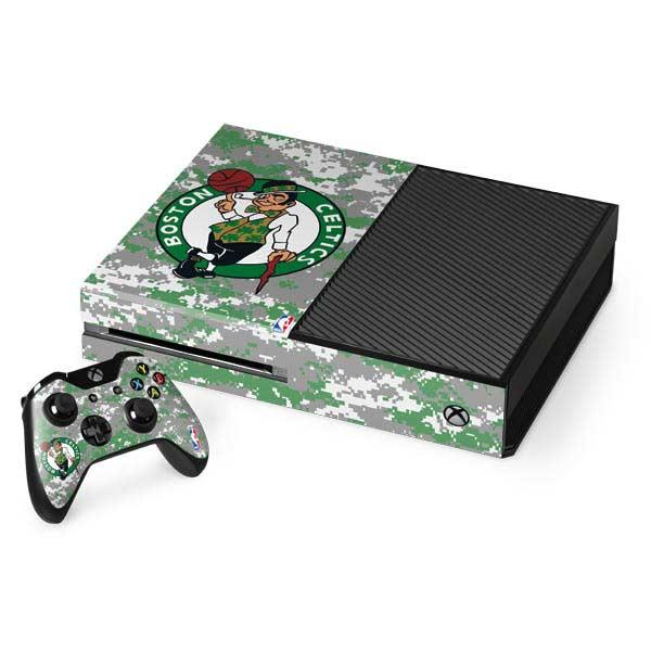Boston Celtics Xbox Gaming Skins
