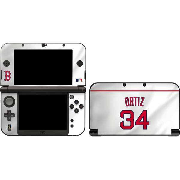 Boston Red Sox Nintendo Gaming Skins