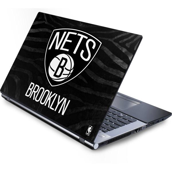 Brooklyn Nets Laptop Skins