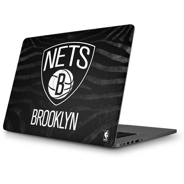 Brooklyn Nets MacBook Skins
