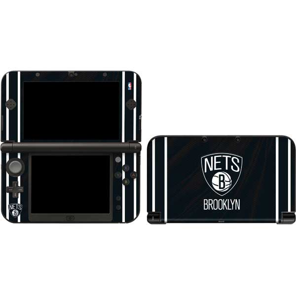 Brooklyn Nets Nintendo Gaming Skins