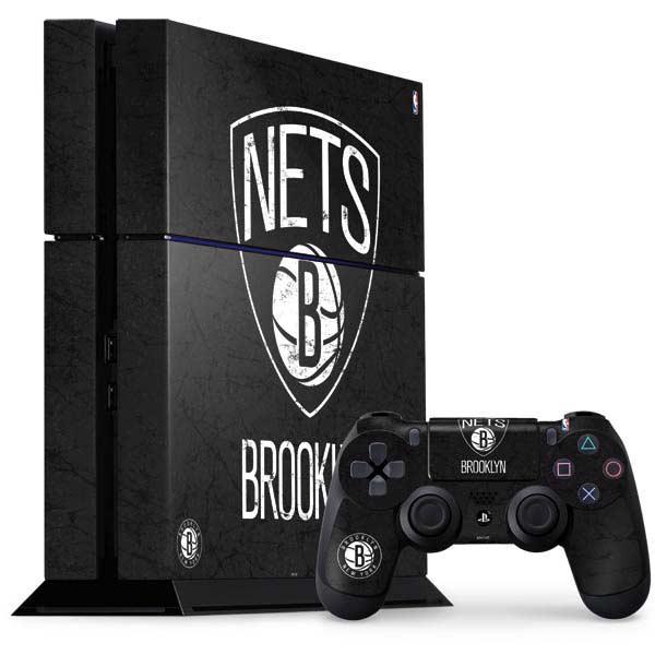 Brooklyn Nets PlayStation Gaming Skins