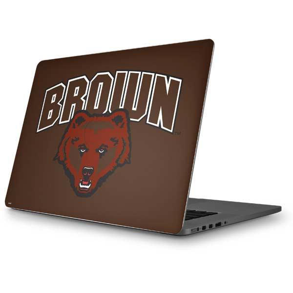 Brown University MacBook Skins