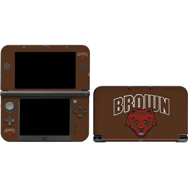 Brown University Nintendo Gaming Skins