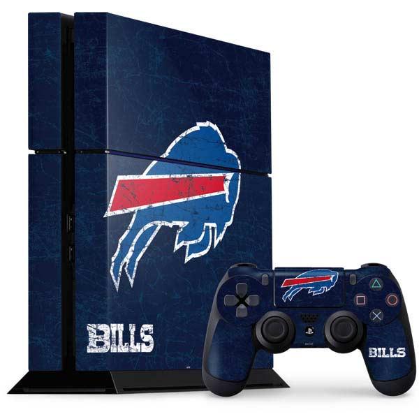 Buffalo Bills PlayStation Gaming Skins