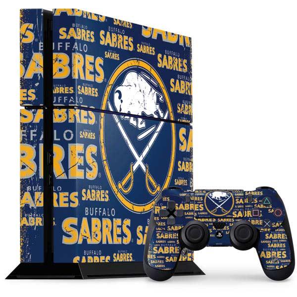 Buffalo Sabres PlayStation Gaming Skins