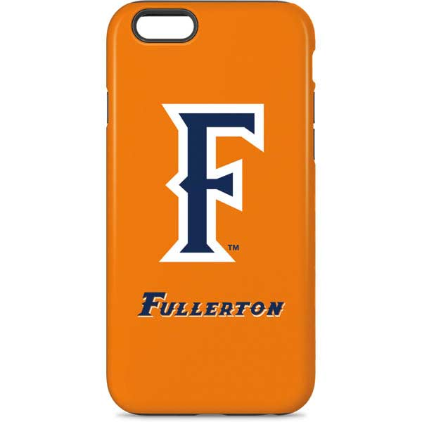 Shop Cal State Fullerton iPhone Cases