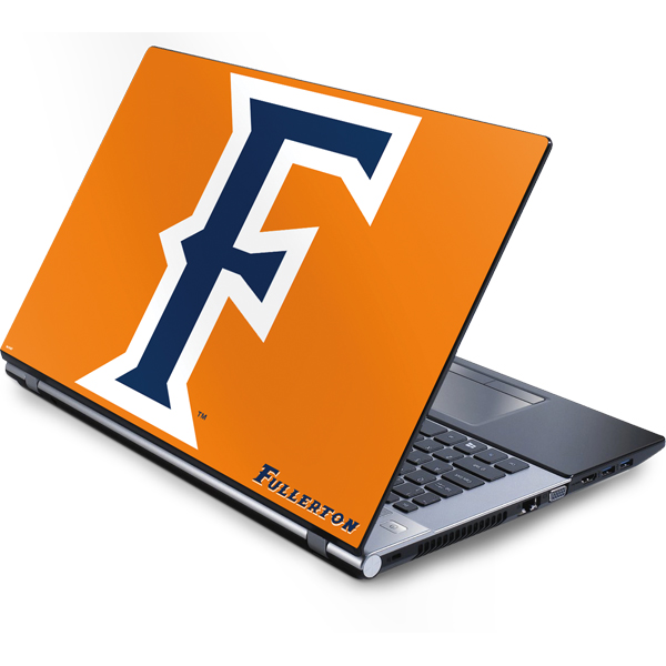 Shop Cal State Fullerton Laptop Skins