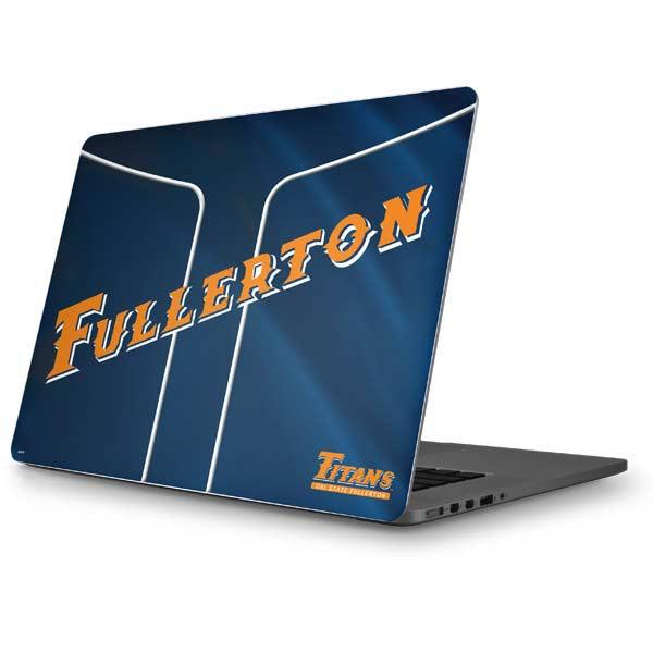 Shop Cal State Fullerton MacBook Skins