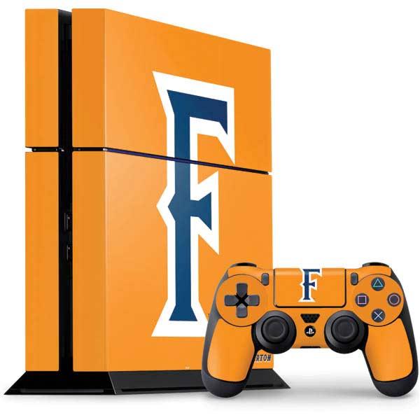Shop Cal State Fullerton PlayStation Gaming Skins