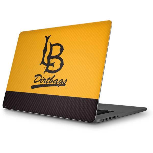 Shop Cal State Long Beach MacBook Skins