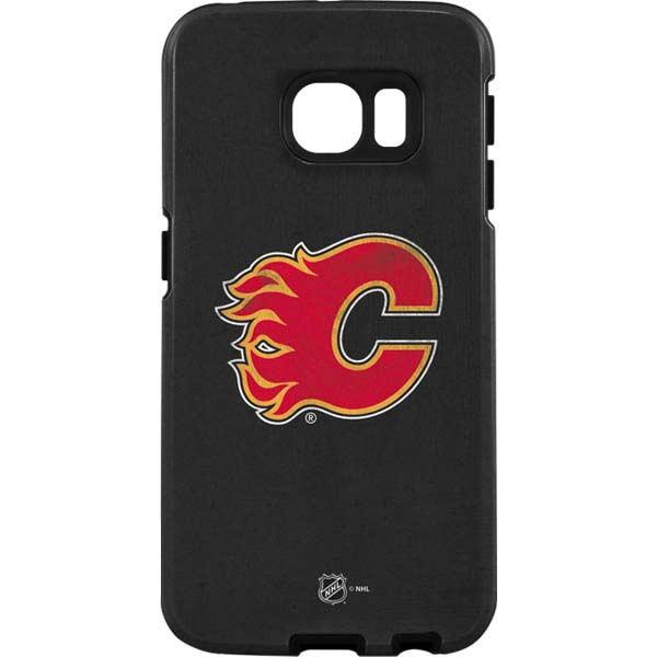 Calgary Flames Samsung Cases