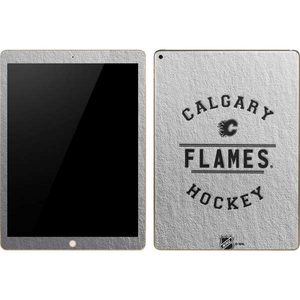 Calgary Flames Tablet Skins