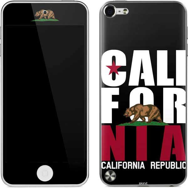 Shop California MP3 Skins