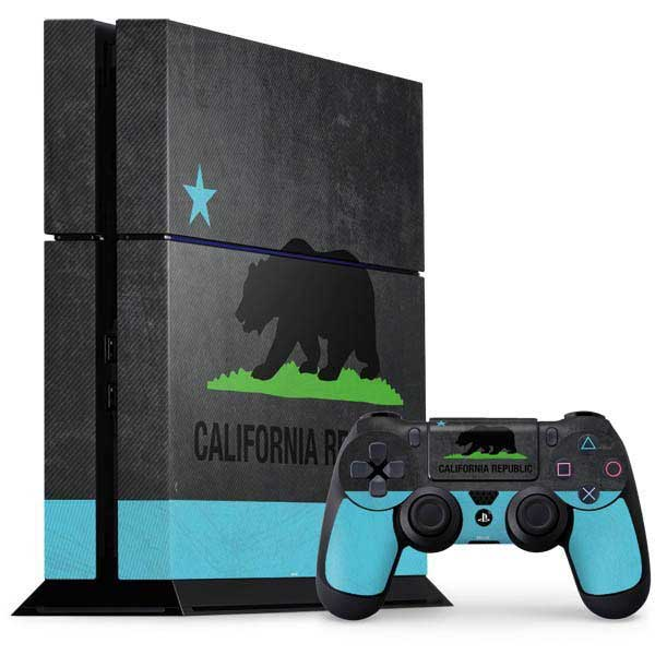 Shop California PlayStation Gaming Skins