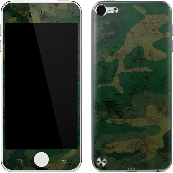Shop Camouflage iPod Skins