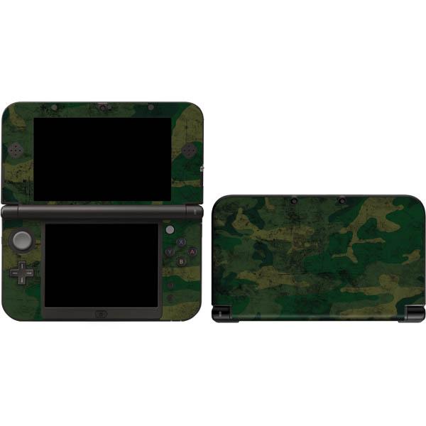 Camouflage Nintendo Gaming Skins