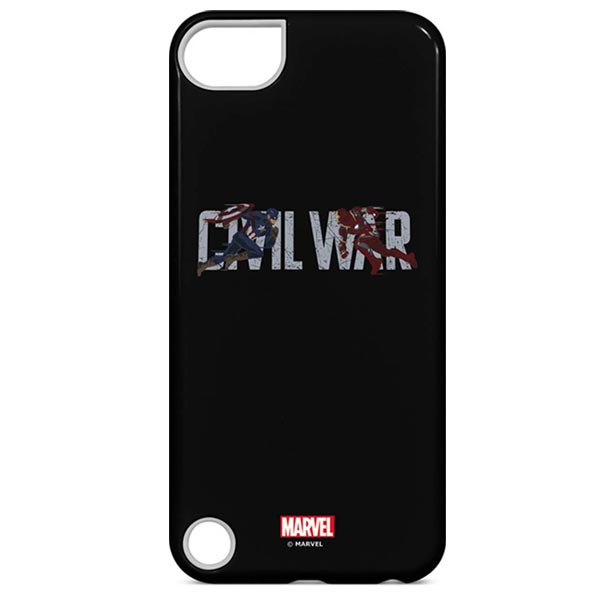 Shop Captain America: Civil War MP3 Cases