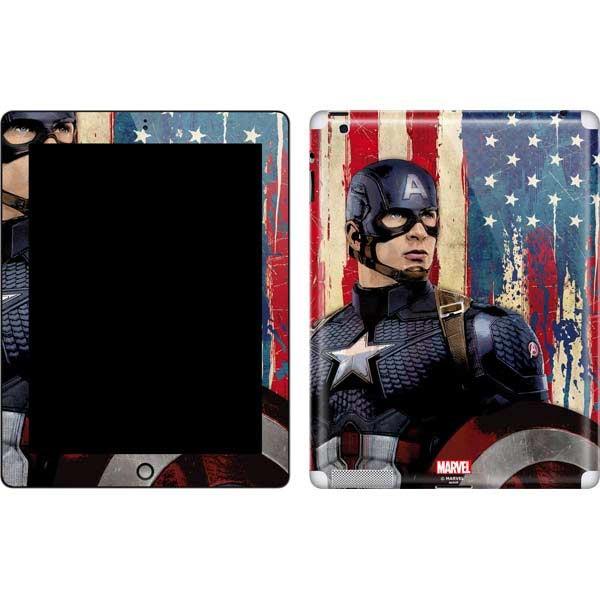 Shop Captain America: Civil War Tablet Skins