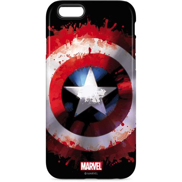 Shop Captain America iPhone Cases