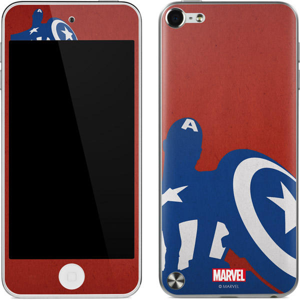 Shop Captain America MP3 Skins