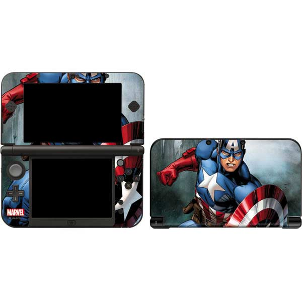Shop Captain America Nintendo Gaming Skins