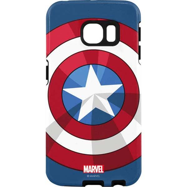 Shop Captain America Samsung Cases