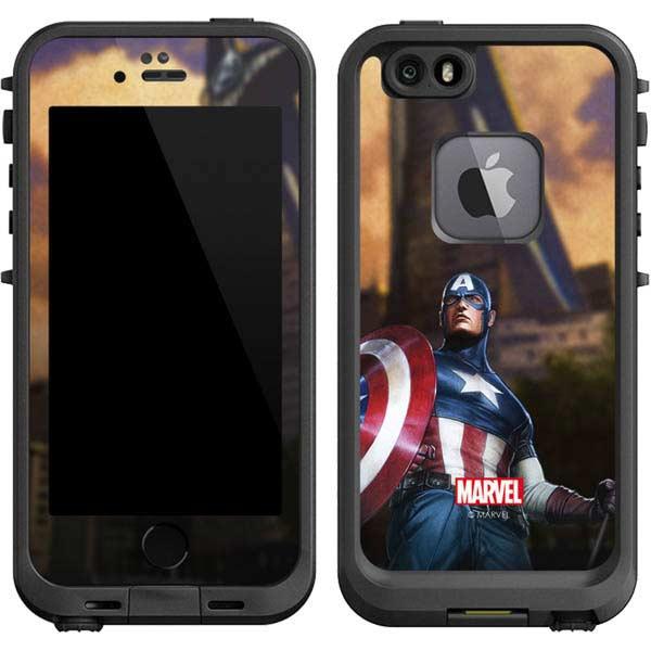 Shop Captain America Skins for Popular Cases