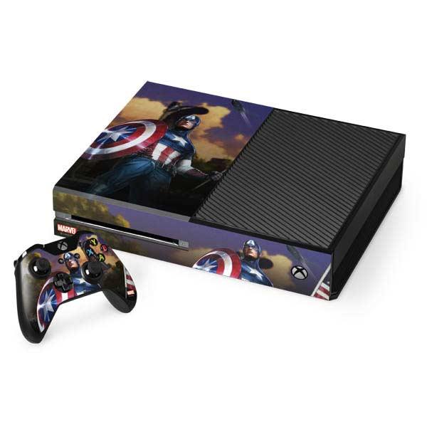 Shop Captain America Xbox Gaming Skins