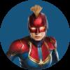 Shop Captain Marvel Cases & Skins