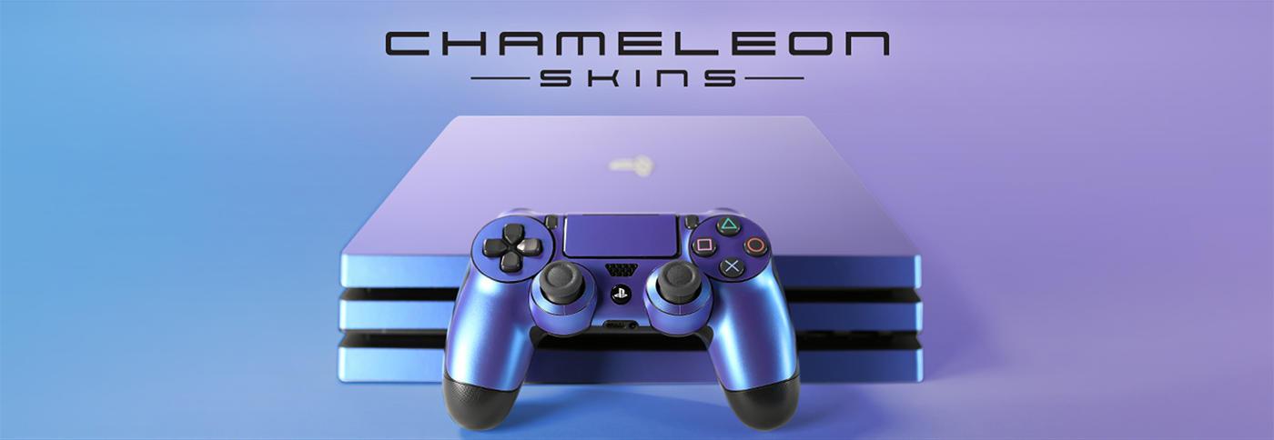 Chameleon Skins Phone Cases and Skins