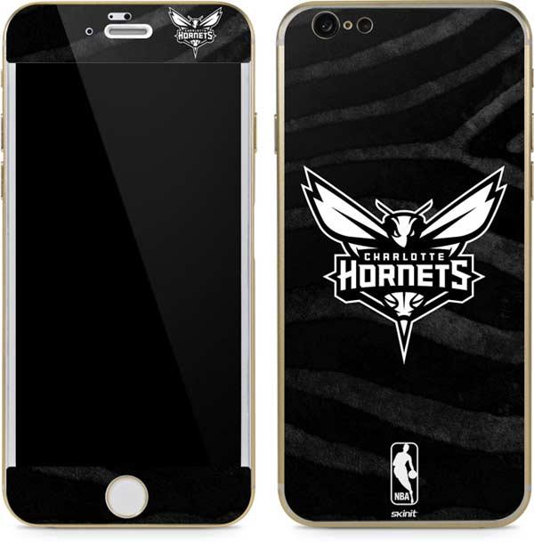 Shop Charlotte Hornets Phone Skins