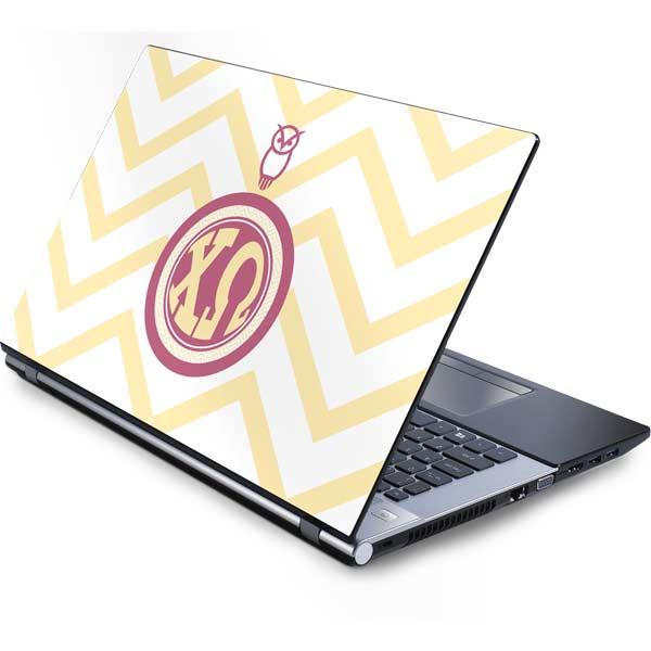 Shop Chi Omega Laptop Skins