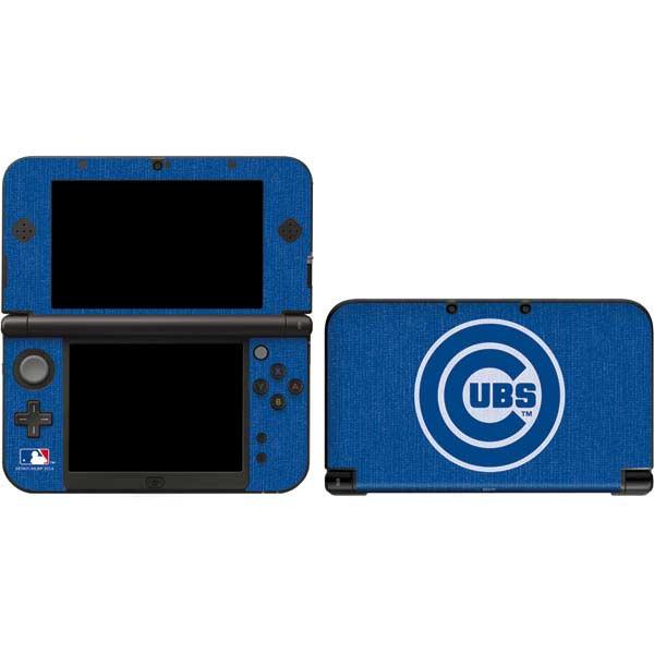 Chicago Cubs Nintendo Gaming Skins