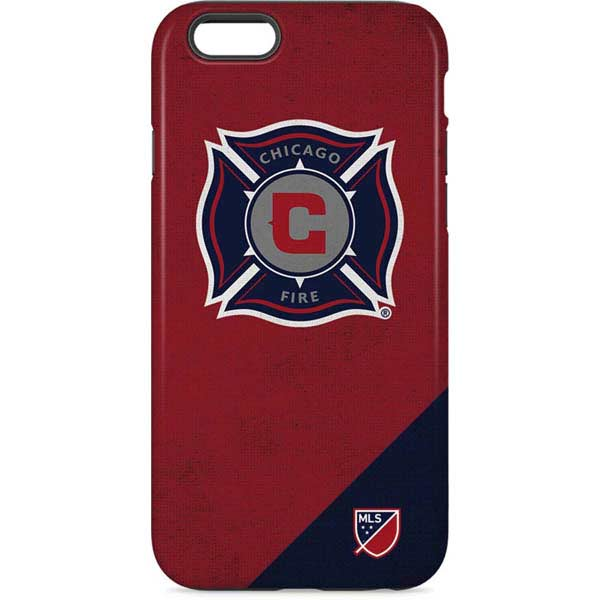 Chicago Fire iPhone Cases