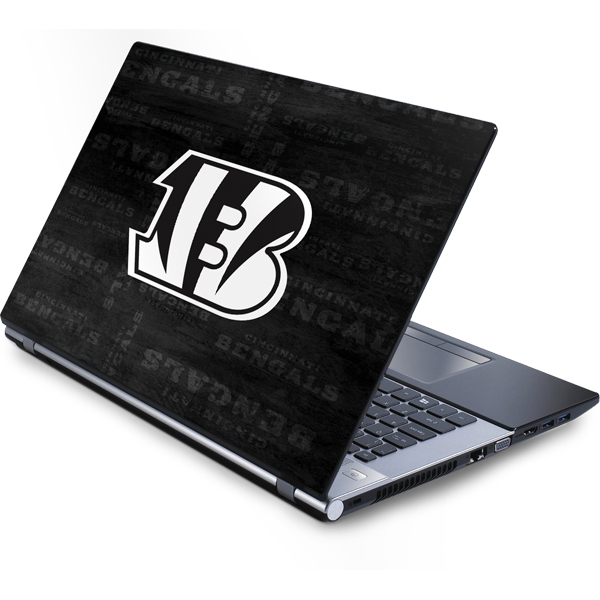 Cincinnati Bengals Laptop Skins