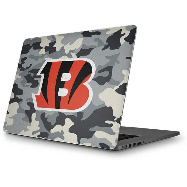 Cincinnati Bengals MacBook Skins