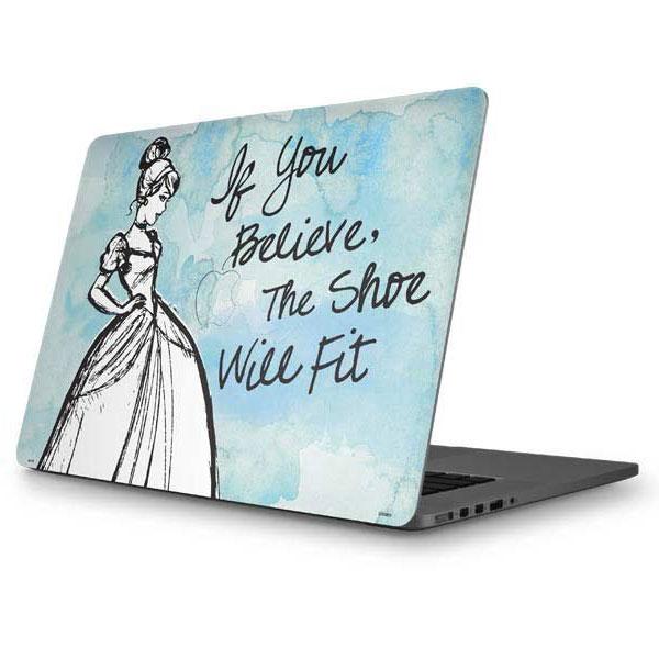 Shop Cinderella MacBook Skins