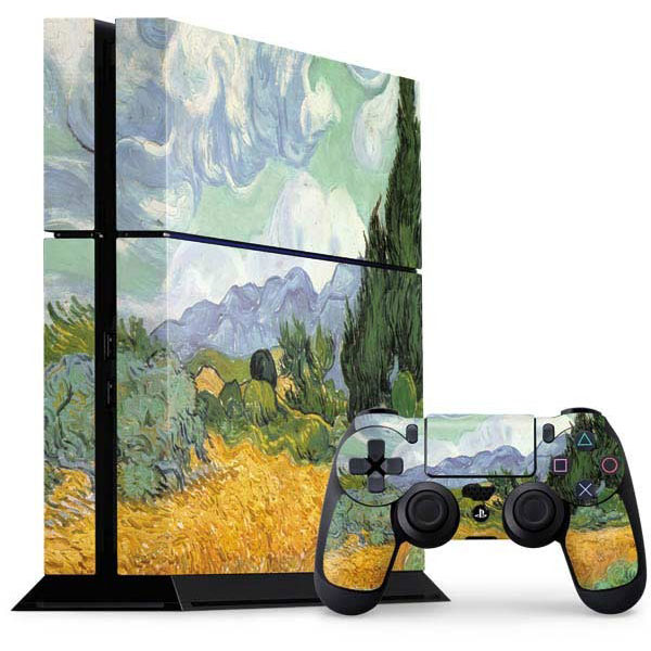 Classic Art PlayStation Gaming Skins