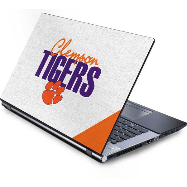 Shop Clemson University Laptop Skins