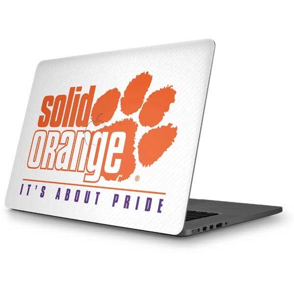 Shop Clemson University MacBook Skins
