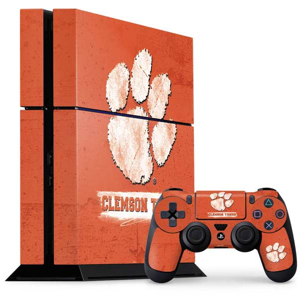 Shop Clemson University PlayStation Gaming Skins