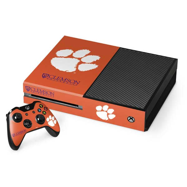 Shop Clemson University Xbox Gaming Skins