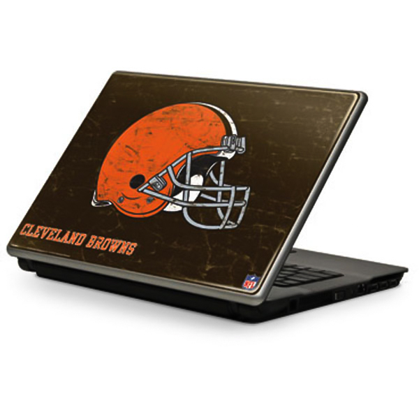 Cleveland Browns Laptop Skins