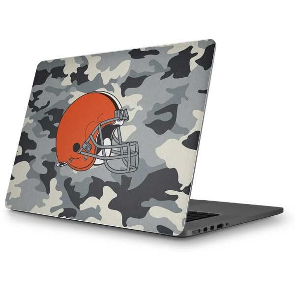 Cleveland Browns MacBook Skins