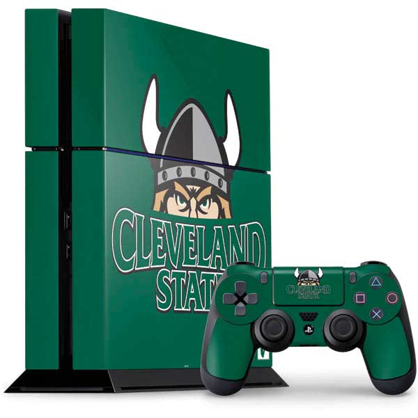 Shop Cleveland State University PlayStation Gaming Skins